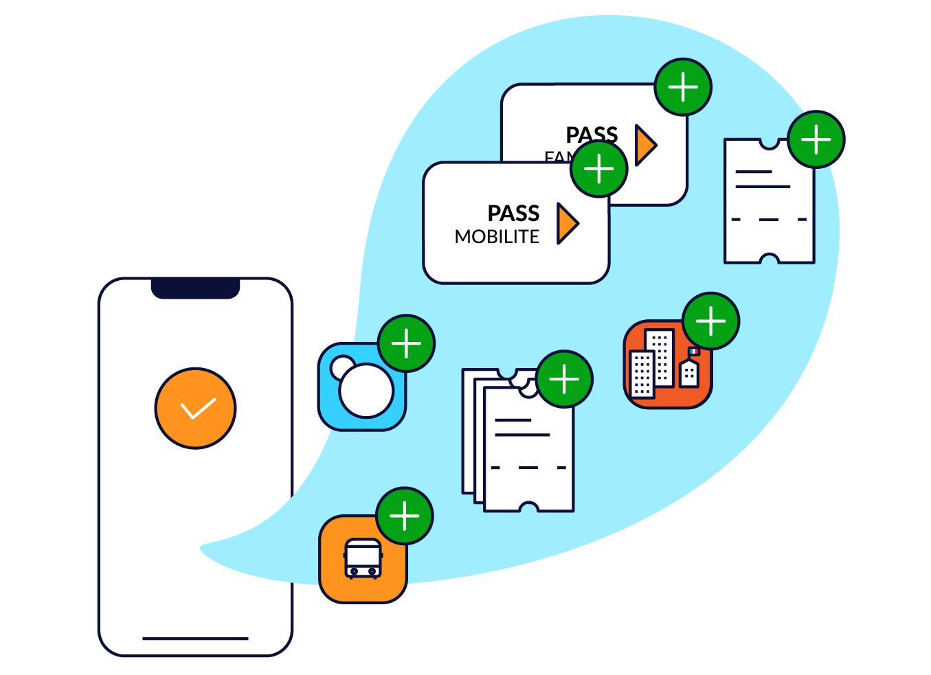 Billettique mobile pour les autorités organisatrices de mobilité et opérateurs de toutes tailles